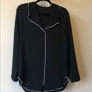 Babaton Pajama blouse